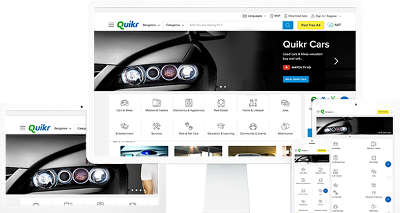 Developer at Quikr